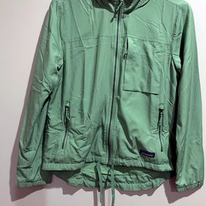 Patagonia Women's Mountain Jacket Matcha Green S